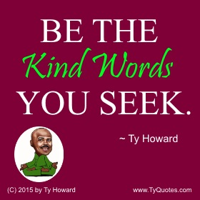 Ty Howard Quote for Teens and Youth